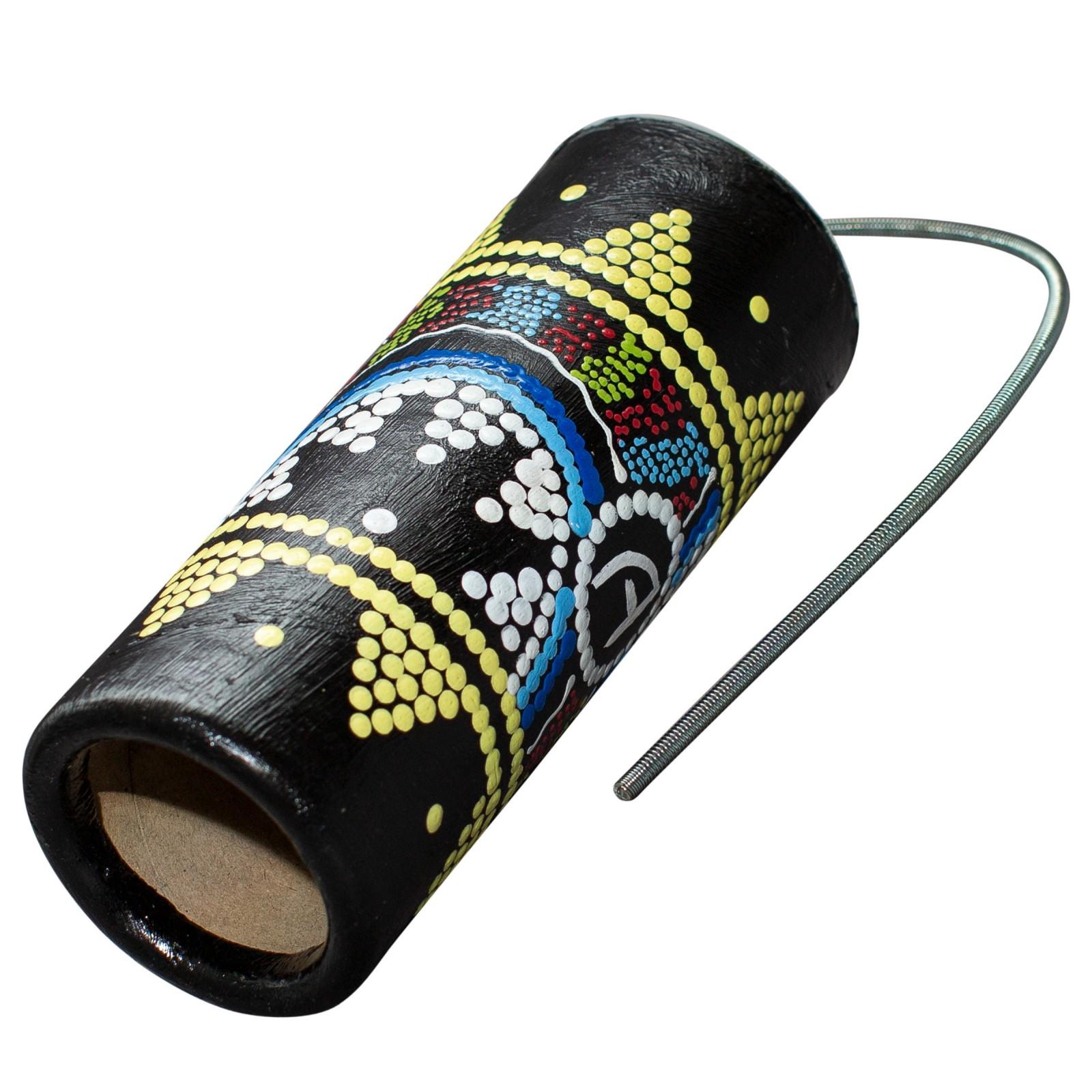 """Spring Drum AT- BLCTD-20, Thunder Tube – Musical instrument for kids. 7.8"""""""