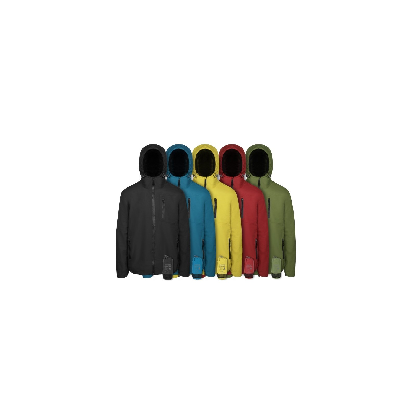 Scippis Rain Force Jacket