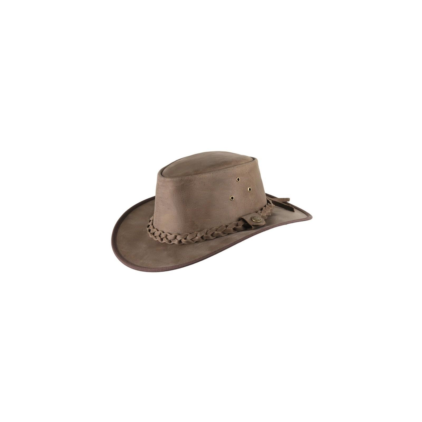 Scippis Porter leather hat