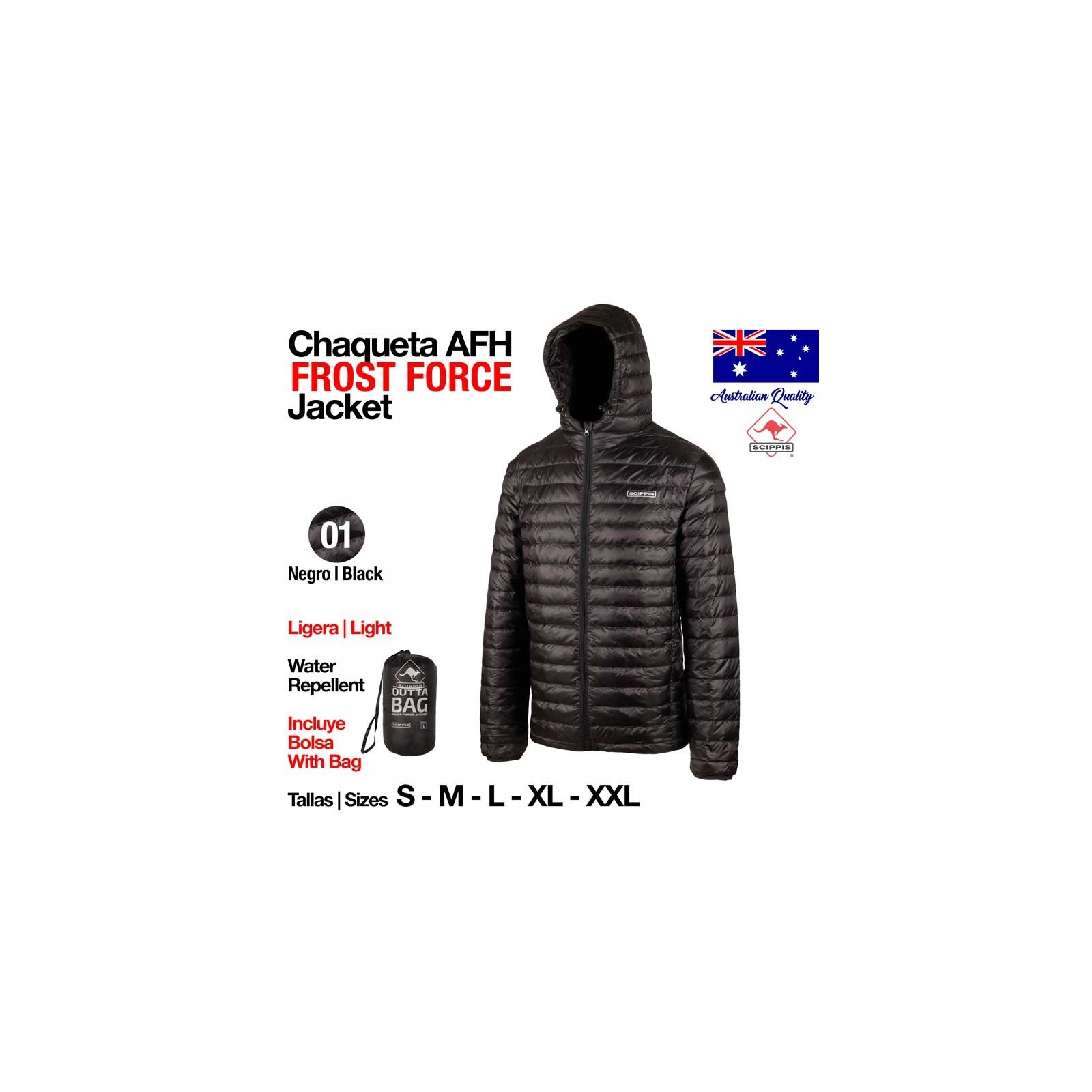 Scippis Frost Force Jacket