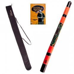 Didgeridoo de bambú